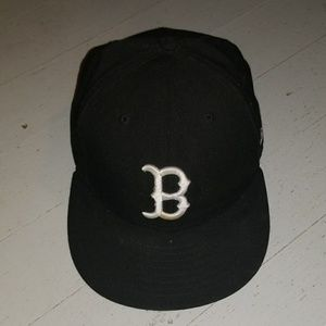 Red Sox Fitted Hat